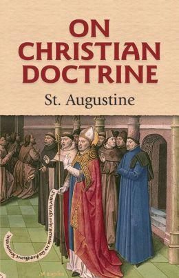 On Christian Doctrine (Dover Edition)