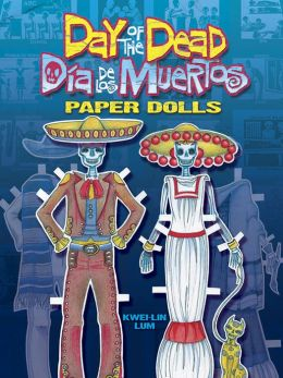 Day of the Dead - Dia de Los Muertos Paper Dolls