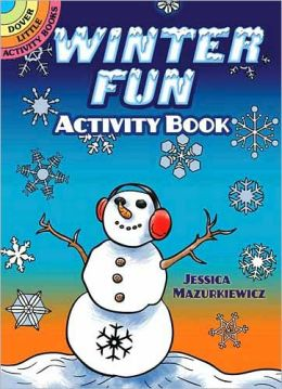 Winter Fun Activity Book