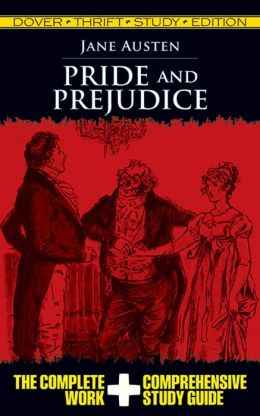 Pride and Prejudice: Dover Thrift Study Edition