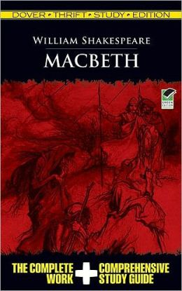 Macbeth: Dover Thrift Study Edition