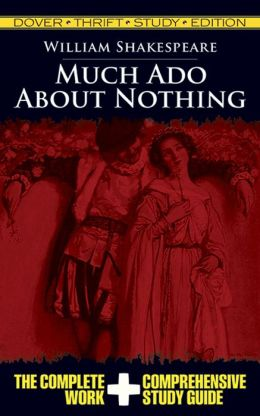 Much Ado about Nothing: Dover Thrift Study Edition