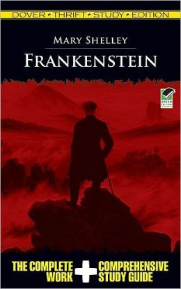 Frankenstein: Dover Thrift Study Edition