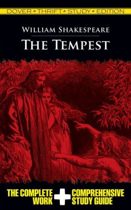 The Tempest: Dover Thrift Study Edition