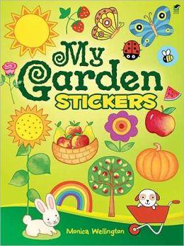 My Garden Stickers