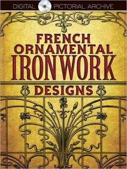 French Ornamental Ironwork Designs