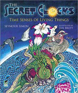 The Secret Clocks: Time Senses of Living Things