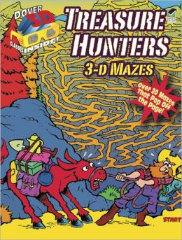3-D Mazes--Treasure Hunters
