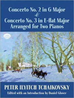 Concerto No. 2 in G Major & Concerto No. 3 in E-flat Major Arranged for Two Pianos