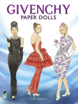 Givenchy Paper Dolls