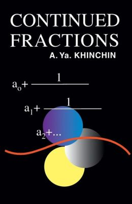 Continued Fractions