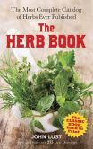 Book Cover Image. Title: The Herb Book, Author: John Lust