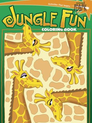 SPARK -- Jungle Fun Coloring Book