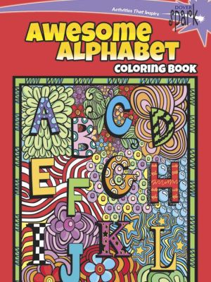 SPARK -- Awesome Alphabets Coloring Book
