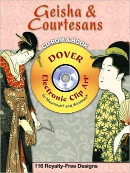 Geisha and Courtesans CD-ROM and Book