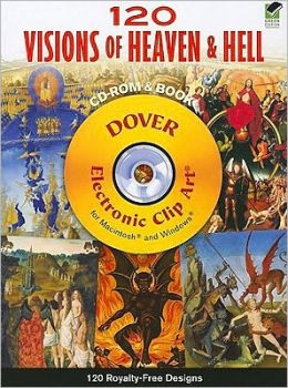120 Visions of Heaven and Hell CD-ROM and Book