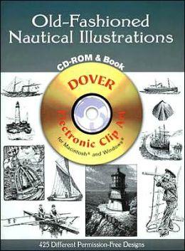 Old-Fashioned Nautical Illustrations