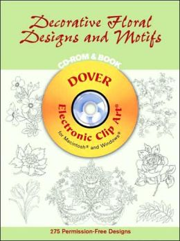 Decorative Floral Designs and Motifs