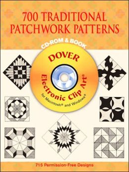 700 Traditional Patchwork Patterns
