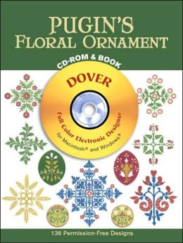 Pugin's Floral Ornament