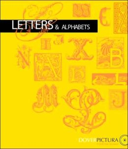Letters and Alphabets (Dover Pictura Series)