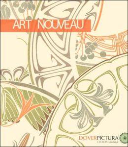 Art Nouveau (Dover Pictura Series)