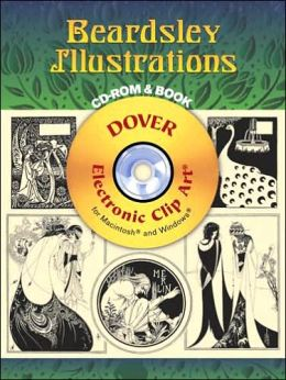 Beardsley Illustrations (CD-ROM and Book)