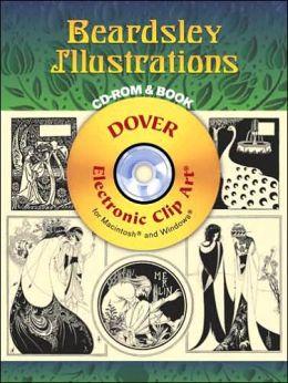 Beardsley Illustrations (CD-ROM and Book)