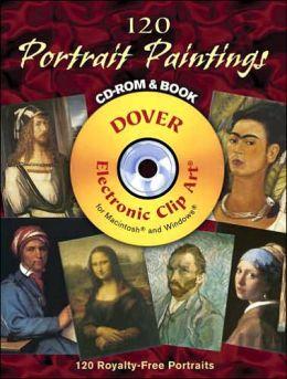 120 Portrait Paintings
