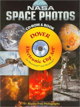 NASA Space Photos CD-ROM and Book
