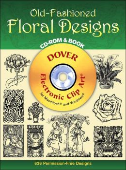 Old-Fashioned Floral Designs
