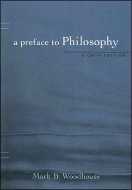 A Preface to Philosophy