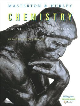 Chemistry: Principles and Reactions, Updated Edition (with CD-ROM)