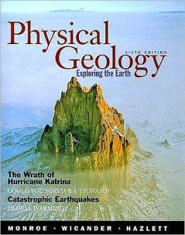 Physical Geology: Exploring the Earth (with CengageNOW Printed Access Card)