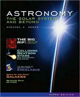 Astronomy: The Solar System and Beyond (with CengageNOW, Virtual Astronomy Labs Printed Access Card)