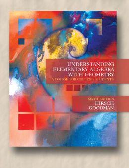 Understanding Elementary Algebra (Book Only)