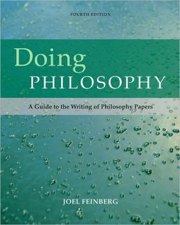 Doing Philosophy