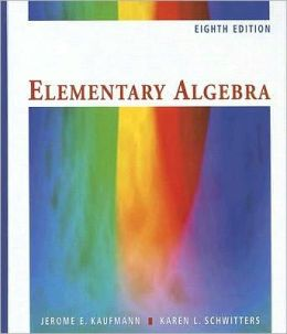 Elementary Algebra (with CD-ROM and iLrn? Student Tutorial Printed Access Card)