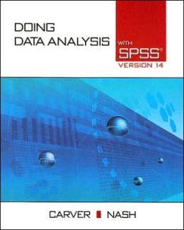 Doing Data Analysis with SPSS: Version 14.0 (with CD-ROM)