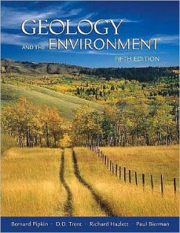 Geology and the Environment (with CengageNOW Printed Access Card)