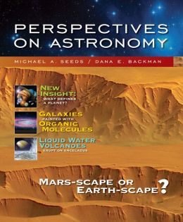 Perspectives on Astronomy, Media Edition (with CengageNOW, Virtual Astronomy Labs Printed Access Card)