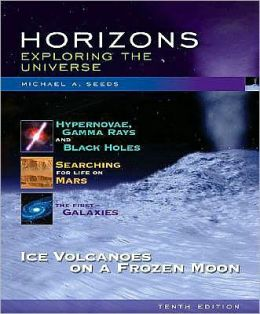 Horizons: Exploring the Universe (with CengageNOW, Virtual Astronomy Labs Printed Access Card)