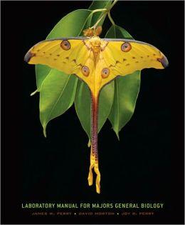Lab Manual for Majors General Biology
