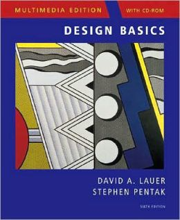 Design Basics, Multimedia Edition (with ArtExperience CD-ROM)