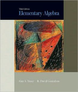 Elementary Algebra, (Updated Media Edition with CD-ROM and 1pass for MathNow, Student Book Companion Web Site, Enhanced iLrn Tutorial)