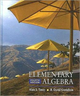 Elementary Algebra, 4th Edition