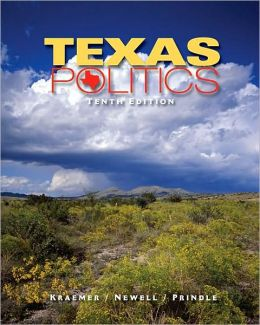 Texas Politics, 10th Edition