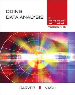 Doing Data Analysis with SPSS: Version 16.0