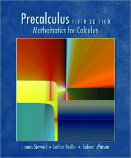 Precalculus, Enhanced WebAssign Edition, 5th Edition