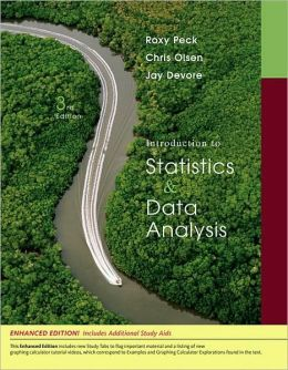 Introduction to Statistics and Data Analysis, Enhanced Review Edition (with CengageNOW Printed Access Card)